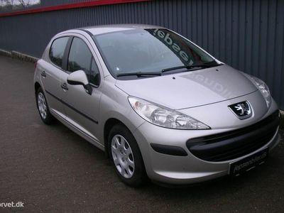 brugt Peugeot 207 1,4 D 70HK 5d