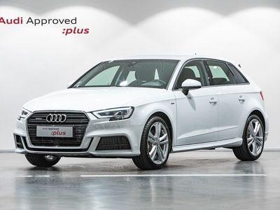 brugt Audi A3 Sportback 40 TFSi Sport Limited quattro