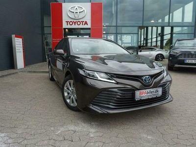brugt Toyota Camry 2,5 VVT-I H3 218HK 5d Aut. A++