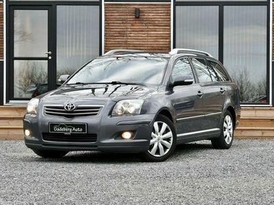 second-hand Toyota Avensis 1,8 VVT-i Sol stc.