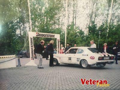 brugt Ford Capri 1600 GT