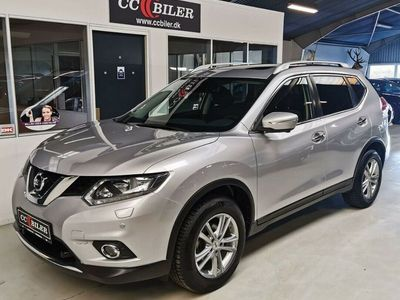 brugt Nissan X-Trail 1,6 dCi 130 N-Connecta X-tr.