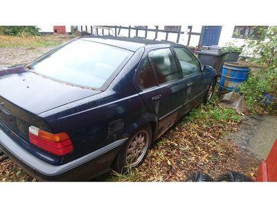 brugt BMW 316 1,6