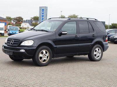 brugt Mercedes ML270 d CDI aut. 163HK Van