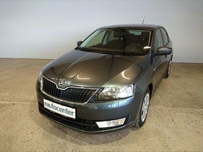 begagnad Skoda Rapid RapidTSi 105 Ambition GreenTec