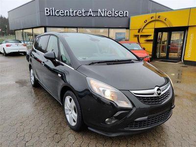 brugt Opel Zafira 2,0 CDTI Cosmo 165HK 6g Aut.