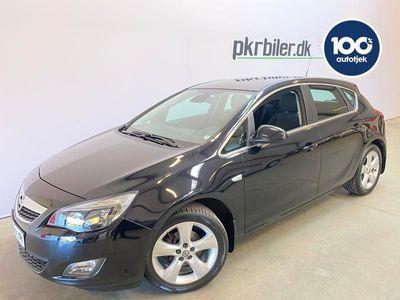 brugt Opel Astra 4 TURBO Sport 140HK 5d