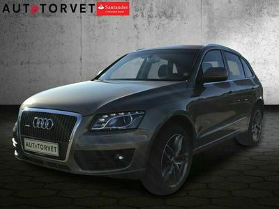 brugt Audi Q5 2,0 TFSi 211 quattro S-tr.