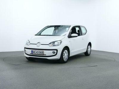 brugt VW up! 1,0 Bluemotion Move 75HK 3d A+