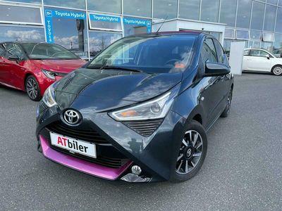 brugt Toyota Aygo 1,0 VVT-I X-Style DAB+ 72HK 5d