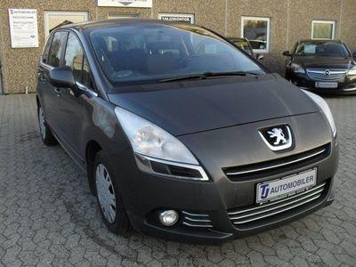 usata Peugeot 5008 1,6 HDi 110 Premium 7prs