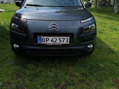 brugt Citroën C4 Cactus 4-DØRS MED BAGKLAP 5 Man 1,6