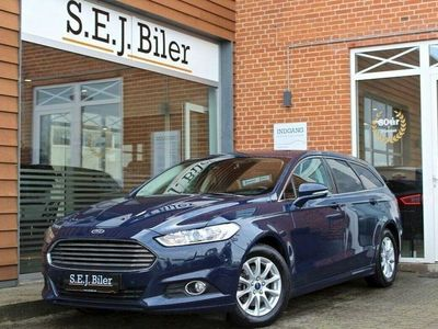 brugt Ford Mondeo 1,5 TDCi Trend stc. ECO 120HK 5d