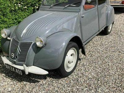brugt Citroën 2CV 1959