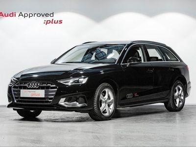 brugt Audi A4 35 TDi Advanced Avant S-tr.