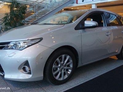 brugt Toyota Auris 1,6 Valvematic T2 132HK Stc 6g