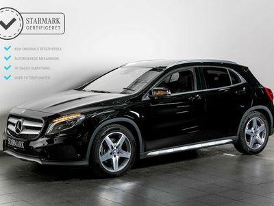 gebraucht Mercedes GLA250 2,0 aut.