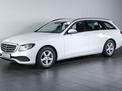 brugt Mercedes E200 2,0 stc. aut.