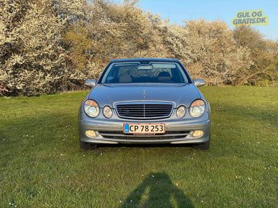 brugt Mercedes E280 2 Avantgarde