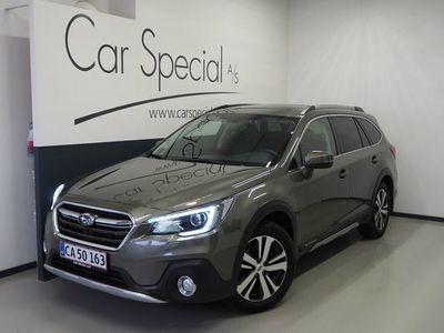 brugt Subaru Outback 2,5 Summit CVT