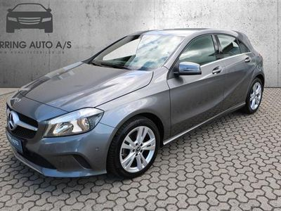 usado Mercedes A200 2,1 CDI 7G-DCT 136HK 5d 7g Aut.