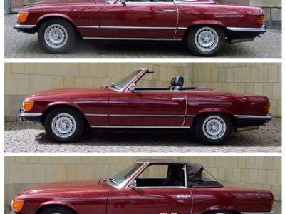 brugt Mercedes SL450 Aut. V8