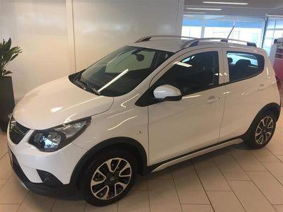 gebraucht Opel Karl 1,0 Rocks 75HK 5d