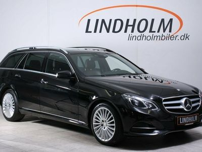 brugt Mercedes E350 0 BlueTEC Avantgarde stc aut Van