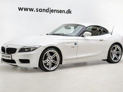 brugt BMW Z4 2,5 sDrive23i Roadster aut.