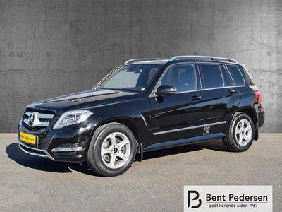 brugt Mercedes GLK220 d 2,1 CDI BlueEfficiency 170HK Van 6g B