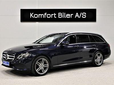 brugt Mercedes E220 Business stc. aut. 2,0