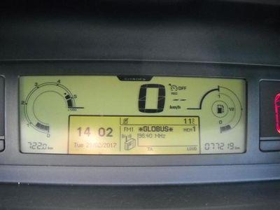 brugt Citroën C4 Picasso 1,6 HDI Seduction 110HK 6g