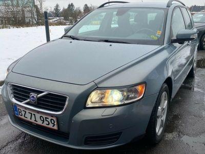 brugt Volvo V50 1,6 D Momentum