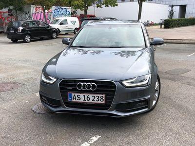 brugt Audi A4 AVANT 2.0 TDI 177 HK 5-dørs QUATTRO