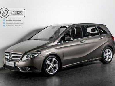 brugt Mercedes B180 1,8 CDi BE