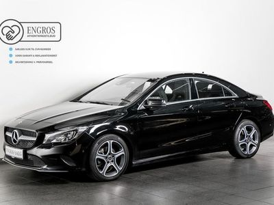 brugt Mercedes CLA220 d 2,2 Urban aut.