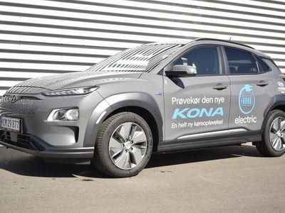brugt Hyundai Kona el EL Trend 204HK 5d Aut.