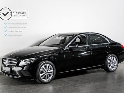 käytetty Mercedes C220 d 2,0 aut.