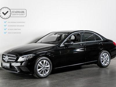 used Mercedes C220 d 2,0 aut.