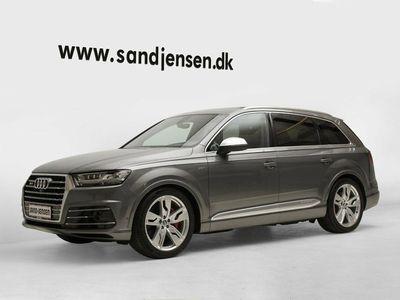 brugt Audi SQ7 4,0 TDi 435 quattro Tiptr. Van
