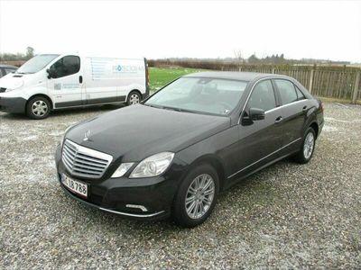 brugt Mercedes E250 CDi Elegance aut. BE