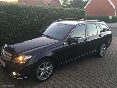 usado Mercedes C200 T 2,1 CDI BlueEfficiency 136HK Stc 7g Aut.