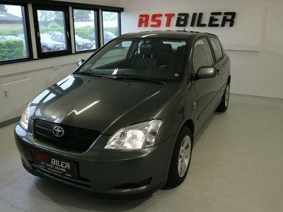 brugt Toyota Corolla 1,6 Sol