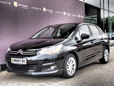 brugt Citroën C4 e-HDi 115 Seduction