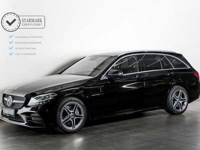 used Mercedes C300 d 2,0 stc. aut.
