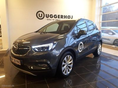 used Opel Mokka X 1,4 Turbo INNOVATION Start/Stop 140HK 5d 6g
