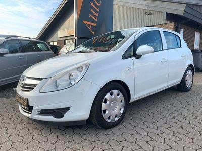 brugt Opel Corsa 1,3 CDTi 95 Enjoy eco Van