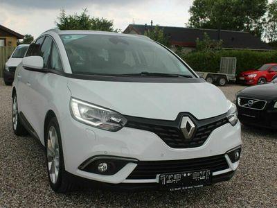 brugt Renault Grand Scénic IV 1,6 dCi 130 Zen 7prs