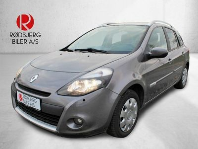 brugt Renault Clio III 1,2 16V TCe Expression