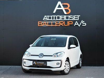brugt VW up! Up! 1,0 MPi 60 WhiteBMT